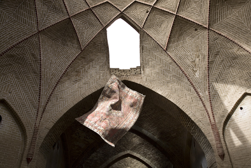 """Thrown Away"" from Knot (Yazd, 2011)"