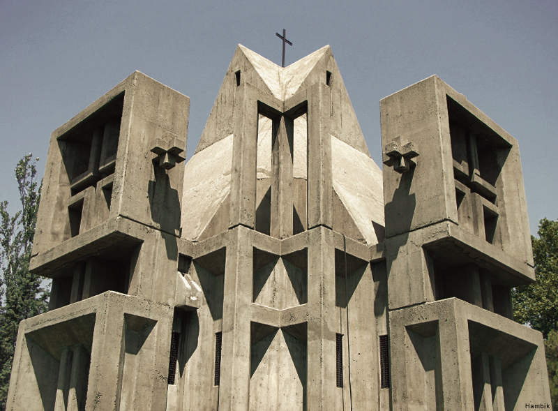 Towards an Armenian-Iranian Modern: Tehran Church ...