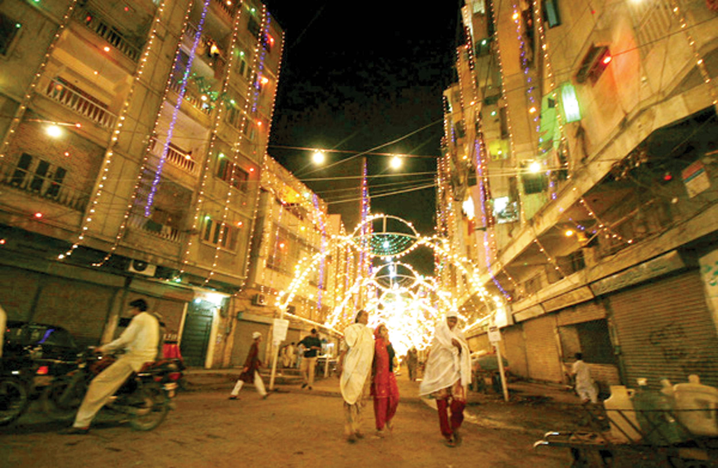Karachi-streets
