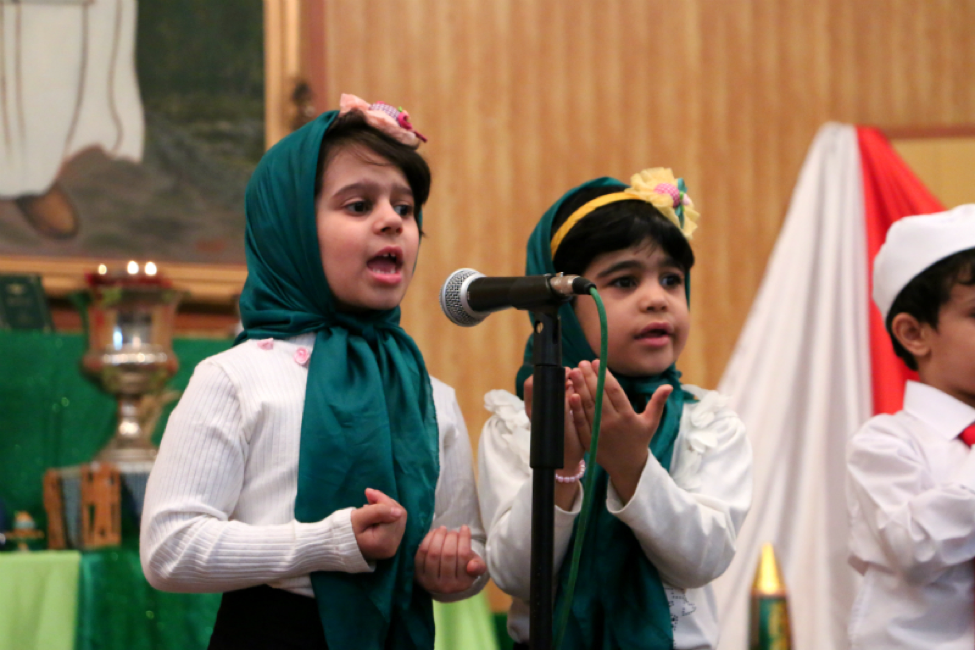 """In Zoroastrianism, the Gathas is the sacred language, which is called """"Mantra"""" in Avestan. Every September, there are Mantra competitions across Iran and Zoroastrians in different age groups compete in them. The judges of these competitions comprise of Mobeds and university professors in fields of ancient Iranians languages and cultures."""