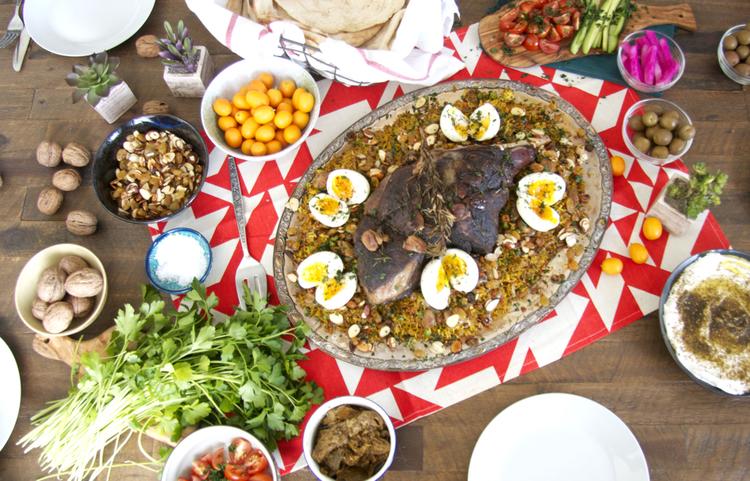 غذاهای عراق